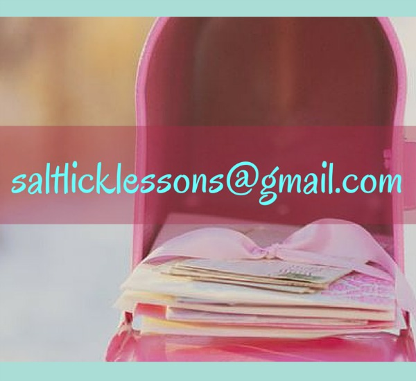 Salt Lick Lessons email
