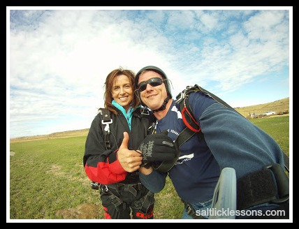 Skydive Idaho Rocks