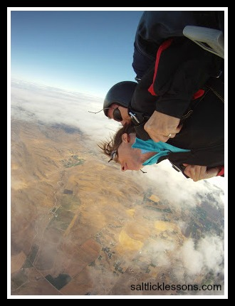 Skydiving is Excellent
