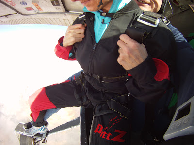 skydiving jump at 10K