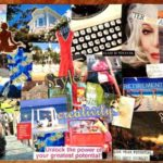 Vision Boards–or as Martha Beck says, All the Pretty Pictures