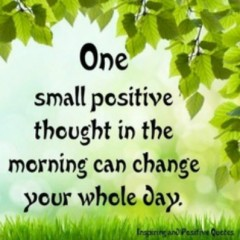Tips to Stay Positive