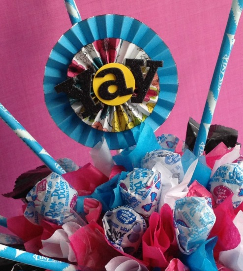 Cutest Candy Bouquet