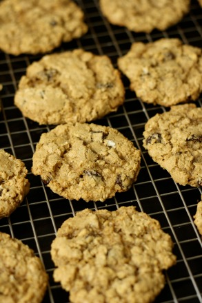 gluten free oatmeal cookies from No Gluten No Problem.com, weekly food prep