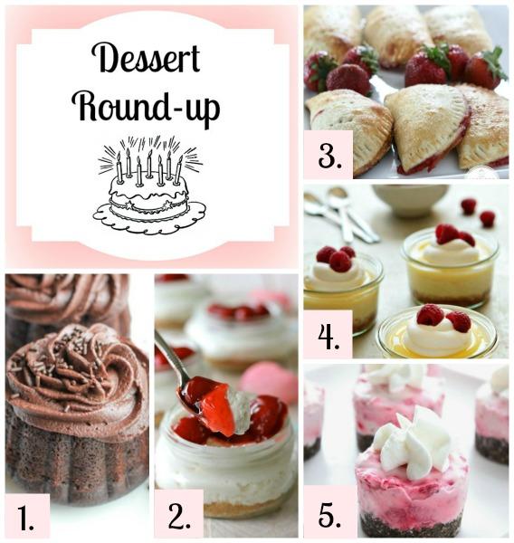 Dessert Round-Up, Personal Desserts
