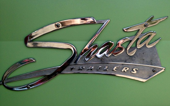 Shasta Vintage Trailer Logo