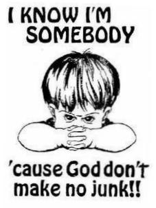 Image result for god don't make junk