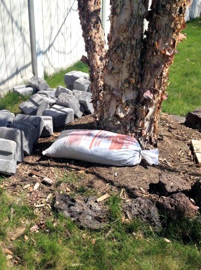 Tree Wells heavy supplies