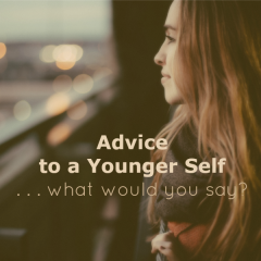 Bloggers Give Life Advice to their Younger Selves (Sites Worth Their Salt)