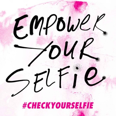 Empower Your Selfie, Breast Cancer Awareness