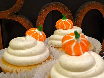 Grown Up Halloween Treats