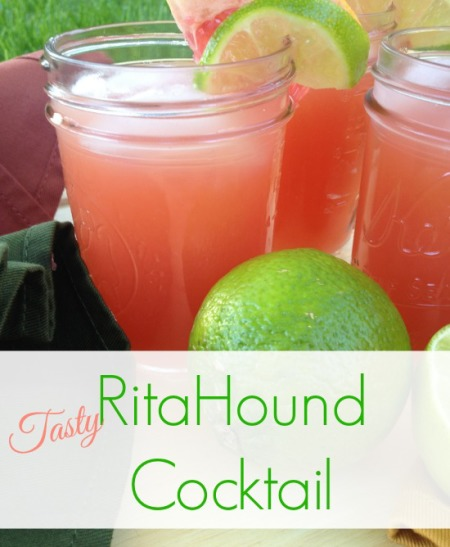 RitaHound Tequila Cocktail