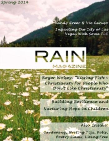 Spring Rain Magazine 2014