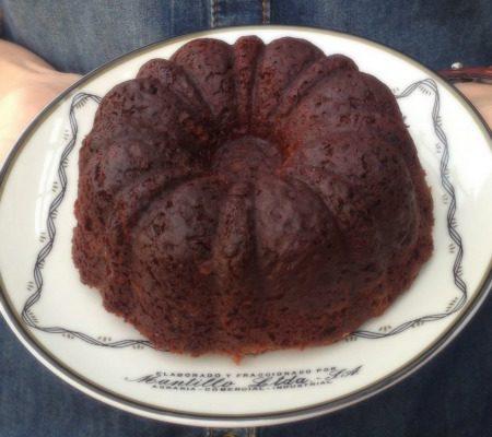 Kahlua Cake for the Win