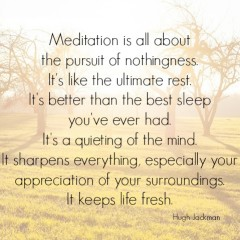 Meditation in Minutes