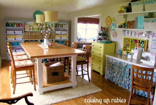 Craft Space by Raising Up Rubies