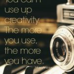 Six Tips for Living a Creative Life