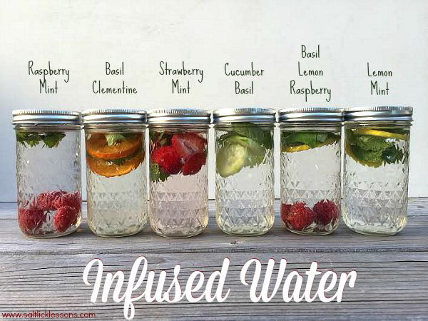 Boost Your Hydration with Infused Water