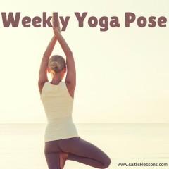 Weekly Yoga Pose – Eagle Pose