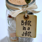 Bar in a Jar – Last Minute Gift