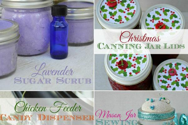 Homemade Mason Jar Gifts